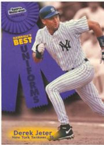 Photo of 1998 Sports Illustrated #148 Derek Jeter