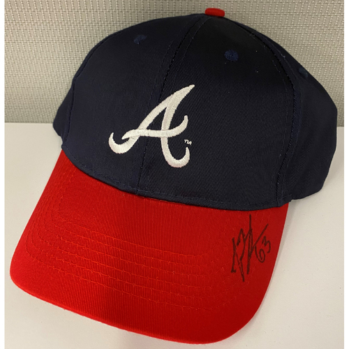 Photo of Jesse Biddle Autographed Hat