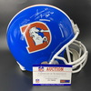 HOF - Broncos Steve Atwater Signed Authentic Proline with