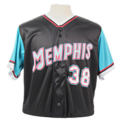 Connor Jones Autographed Game-Worn 2021 Grizzlies-themed Jersey