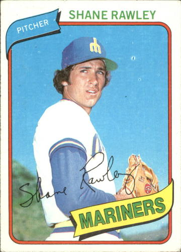 Photo of 1980 Topps #723 Shane Rawley