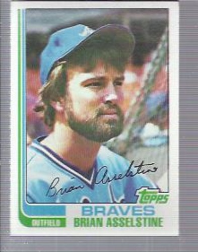 Photo of 1982 Topps #214 Brian Asselstine