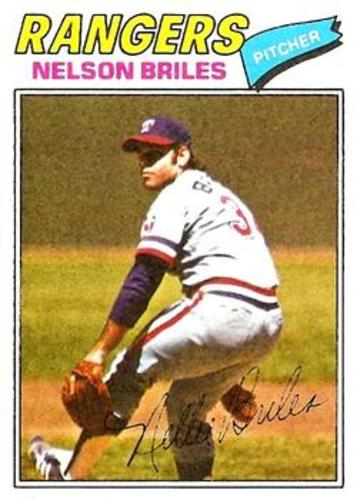 Photo of 1977 Topps #174 Nelson Briles