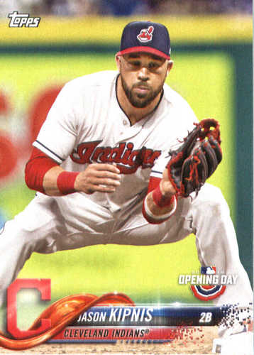 Photo of 2018 Topps Opening Day #36 Jason Kipnis