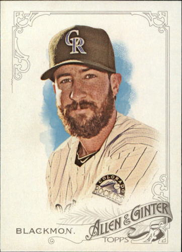 Photo of 2015 Topps Allen and Ginter #19 Charlie Blackmon