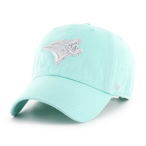 Toronto Blue Jays Youth Metallic Tiffany Clean Cap by '47 Brand