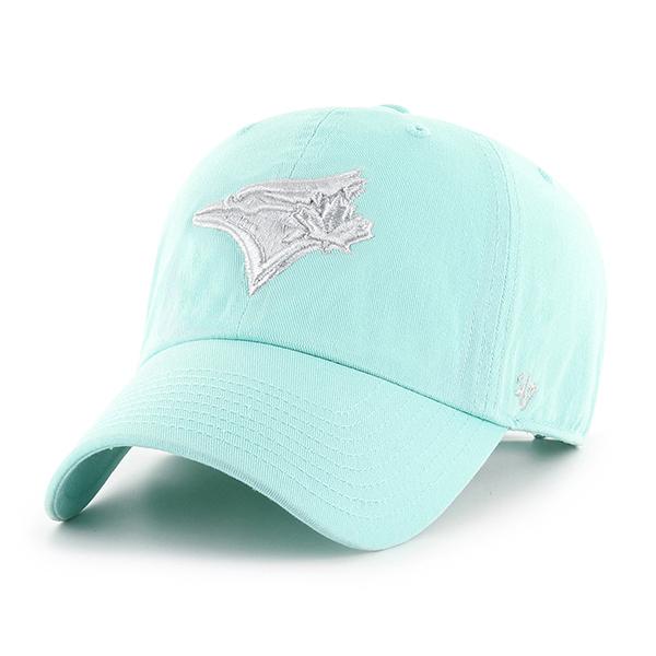 Toronto Blue Jays Youth Metallic Tiffany Clean Cap by '47 Brand