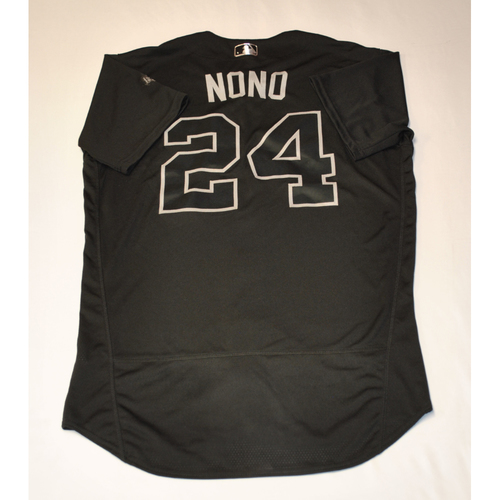 "Photo of Noe ""NONO"" Ramirez Los Angeles Angels Game-Used 2019 Players' Weekend Jersey"