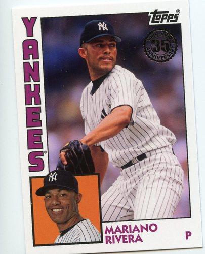 Photo of 2019 Topps Update '84 Topps #8419 Mariano Rivera