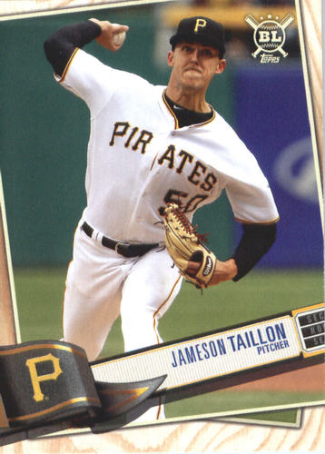 Photo of 2019 Topps Big League #109 Jameson Taillon