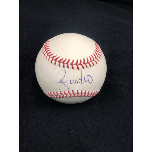 Photo of Ryan Klesko Autographed Baseball