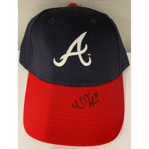 Photo of Sam Freeman Autographed Hat
