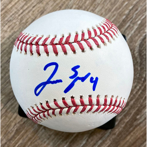 Photo of UMPS CARE AUCTION: George Springer Signed Mexico Series Baseball