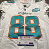 Crucial Catch - Dolphins Mike Gesecki Game Used Jersey (10/4/20) Size 42