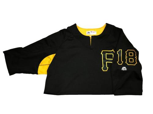 #18 Team-Issued Batting Practice Jersey