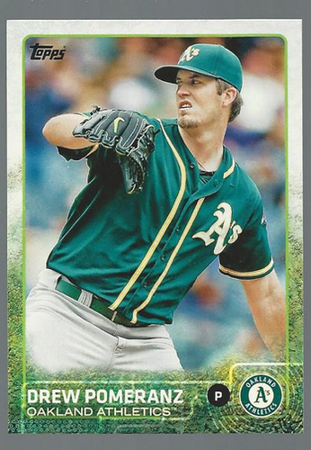 Photo of 2015 Topps #162 Drew Pomeranz