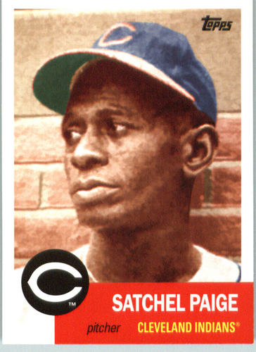 Photo of 2016 Topps Archives #83 Satchel Paige