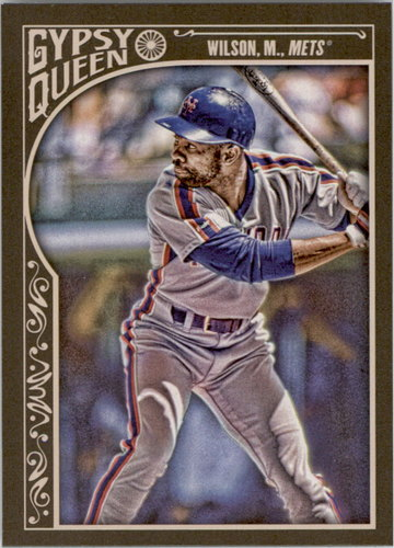 Photo of 2015 Topps Gypsy Queen #82 Mookie Wilson
