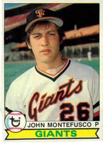 Photo of 1979 Topps #560 John Montefusco