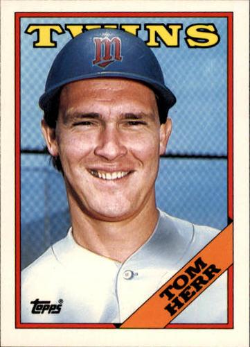 Photo of 1988 Topps Traded #49T Tom Herr