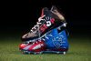 My Cause My Cleats - Patriots Matthew Slater custom cleats supporting - International Justice Mission and the Elisha Project - Cleats will be autographed