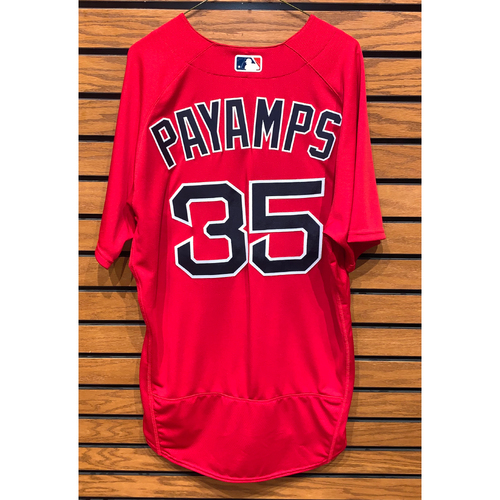 Photo of Joel Payamps Team Issued 2021 Spring Training Jersey