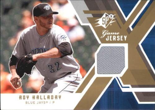Photo of 2009 SPx Game Jersey #GJRH Roy Halladay