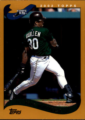 Photo of 2002 Topps #61 Jose Guillen
