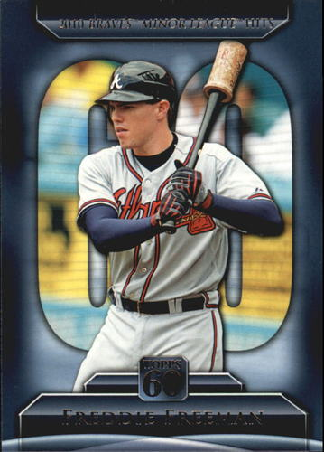 Photo of 2011 Topps 60 #146 Freddie Freeman