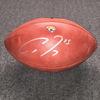 Jaguars - Allen Robinson signed authentic football w/ Jaguars logo