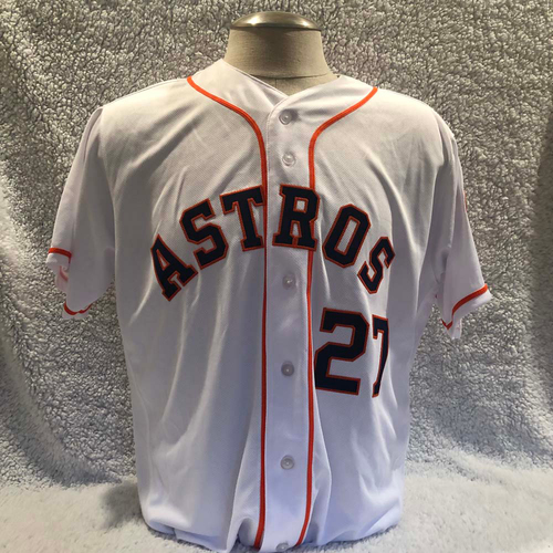 Photo of UMPS CARE AUCTION: Jose Altuve Houston Astros Jersey, Size 48