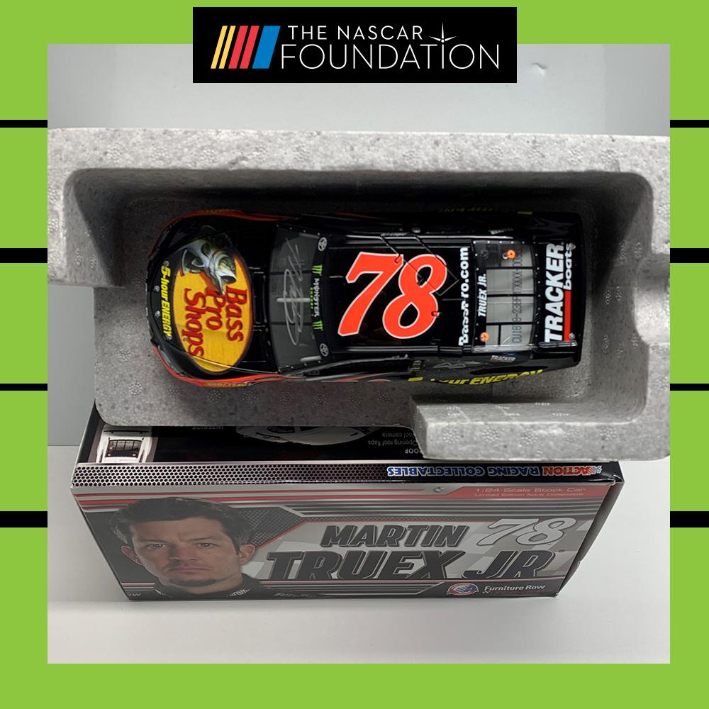 NASCAR's Martin Truex Jr. Autographed Diecast!