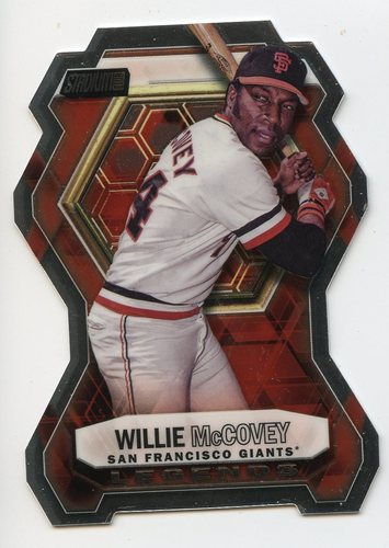 Photo of 2016 Stadium Club Legends Die Cut #LDC3 Willie McCovey