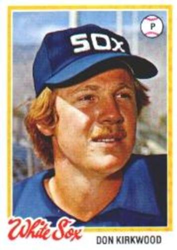 Photo of 1978 Topps #251 Don Kirkwood
