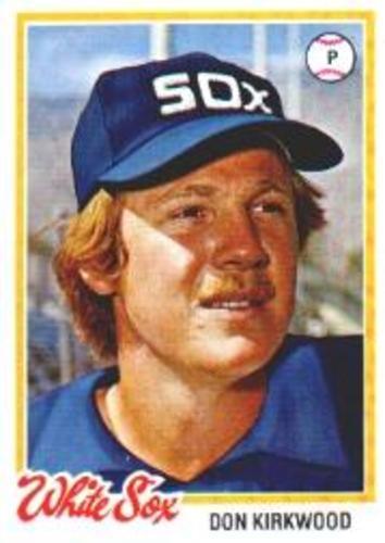 Photo of 1978 Topps #251 Don Kirkwood