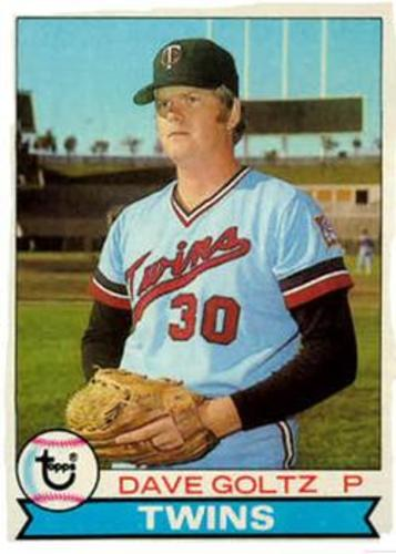 Photo of 1979 Topps #27 Dave Goltz