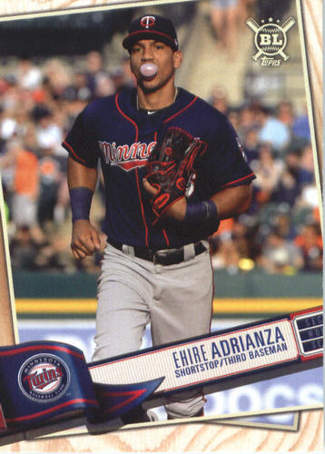 Photo of 2019 Topps Big League #110 Ehire Adrianza