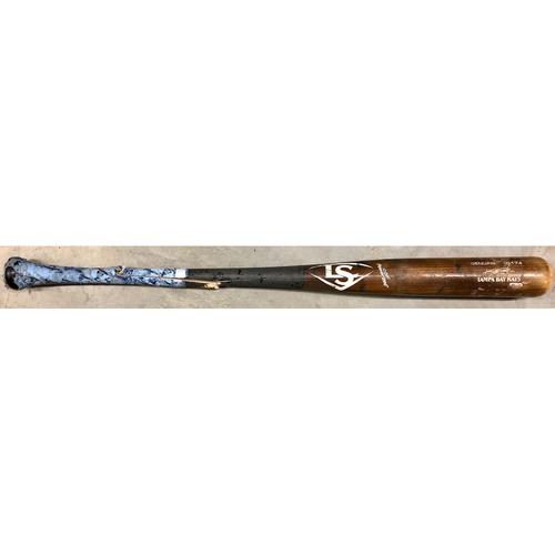 Photo of Game Used (2-Piece) Broken Bat: Kevan Smith - September 27, 2020 v PHI