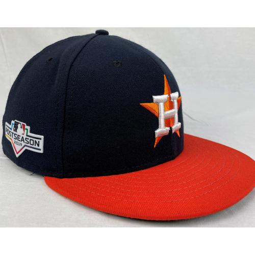 Photo of Carlos Correa 2019 Postseason Team-Issued Hat