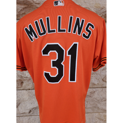 Photo of Cedric Mullins: Jersey  - Game-Used (2 HR, 5 for 5)