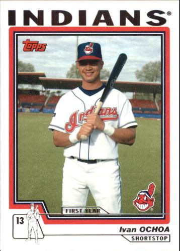 Photo of 2004 Topps Traded #T198 Ivan Ochoa FY RC