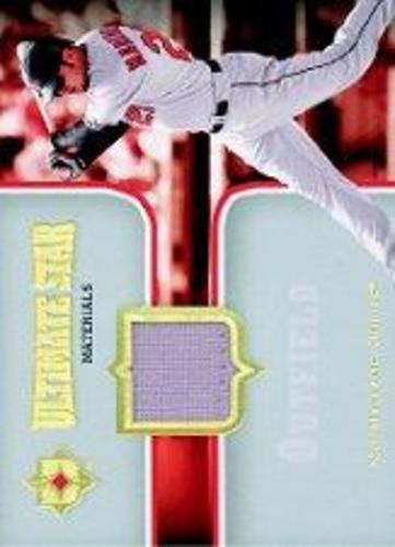 Photo of 2007 Ultimate Collection Ultimate Star Materials #NM Nick Markakis