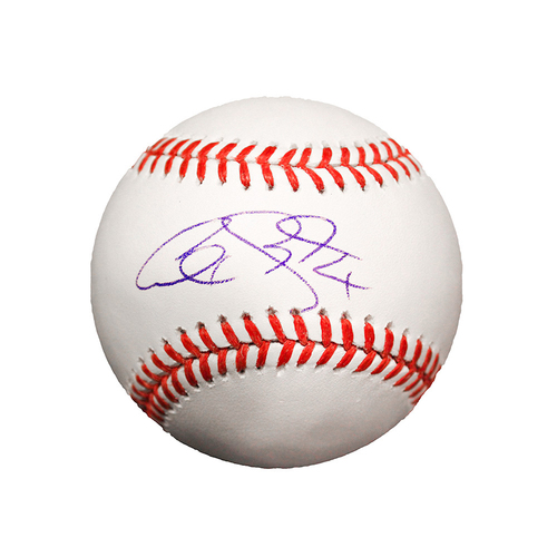 Photo of Alex Gordon Autographed Baseball