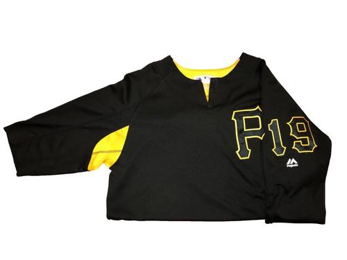 #19 Team-Issued Batting Practice Jersey