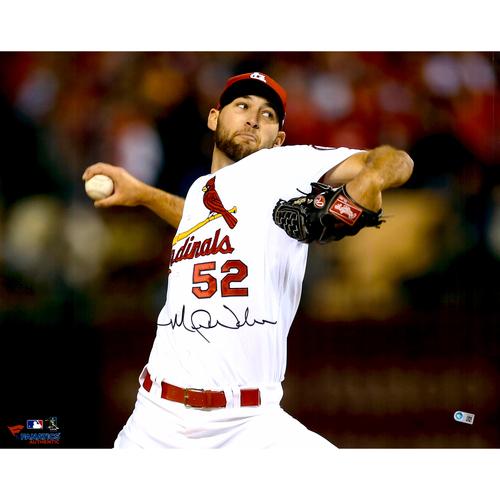 "Photo of Michael Wacha St. Louis Cardinals Autographed 16"" x 20"" Photo"