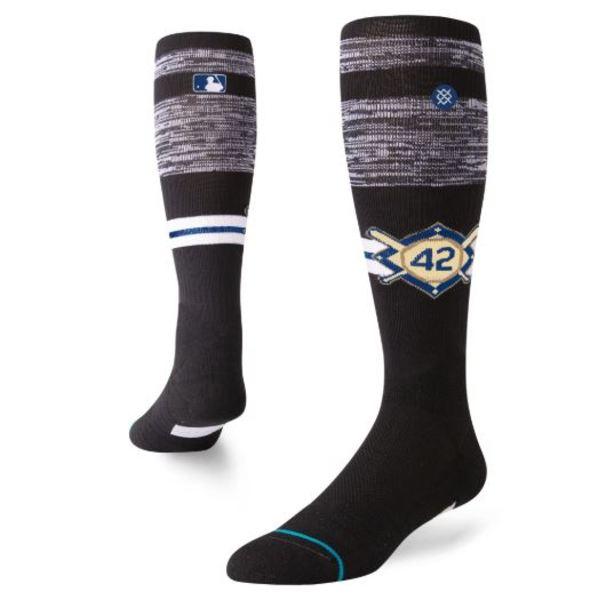 Toronto Blue Jays 2019 Jackie Robinson Socks by Instance