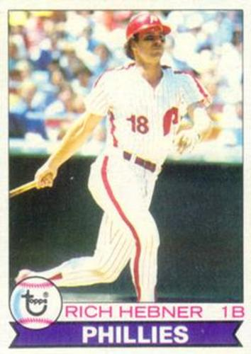 Photo of 1979 Topps #567 Richie Hebner