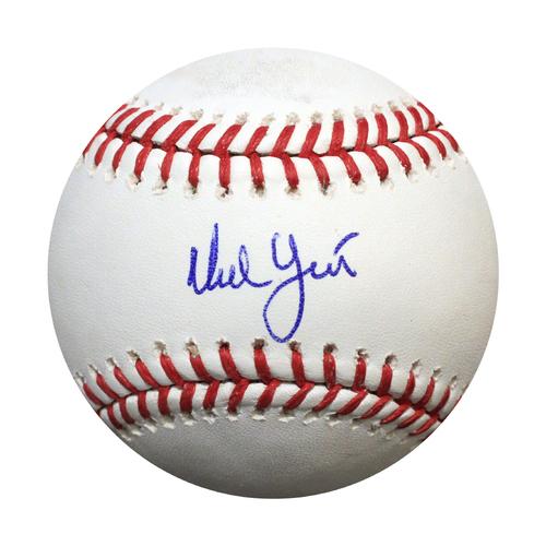 Photo of Autographed Baseball: Ned Yost