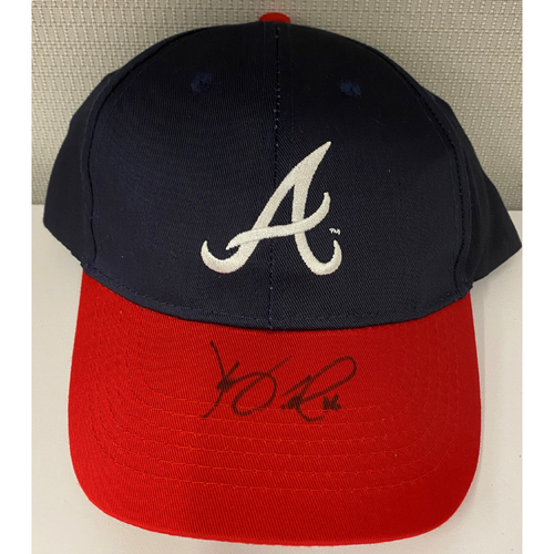 Photo of Kolby Allard Autographed Hat