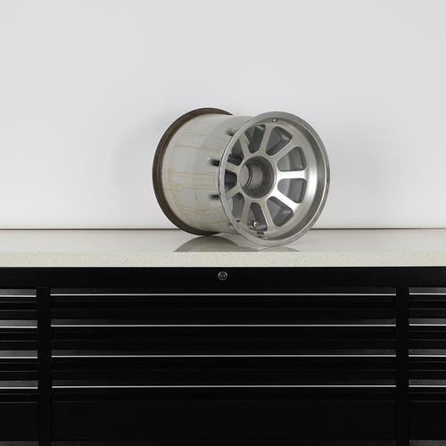 Photo of BMW Sauber F1 Team 2008 Front Wheel Rim Table
